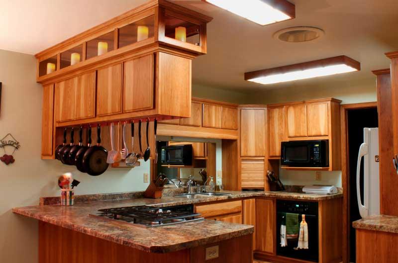 ساخت کابینت آشپزخانه با کیفیت