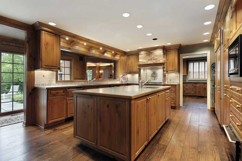 ساخت کابینت آشپزخانه فوری