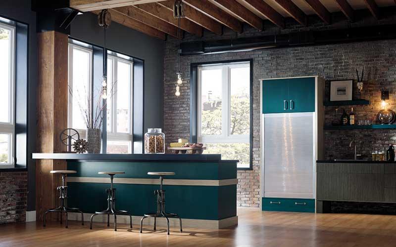 ایده های برتر برای طراحی دکوراسیون داخلی آشپزخانه