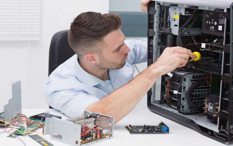 اموزش تعمیرات کامپیوتر تخصصی