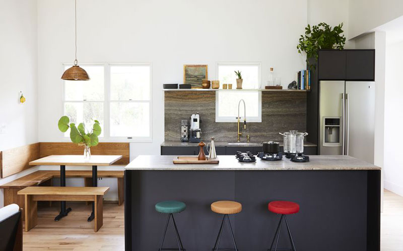 طرح آشپزخانه جدید