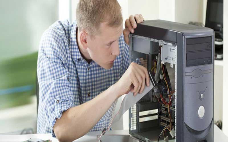 سرویس و تعمیر کامپیوتر در محل