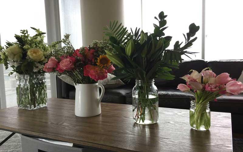 خدمات مراقبت از گل و گیاه