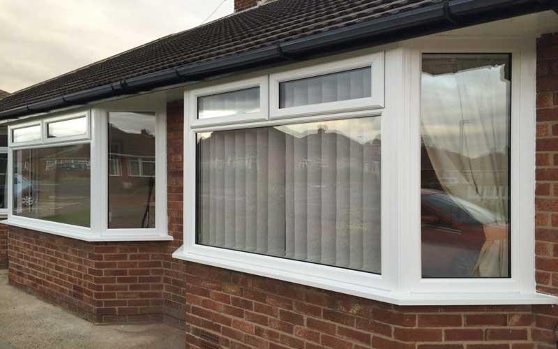 بهترین پنجره دو جداره کشویی