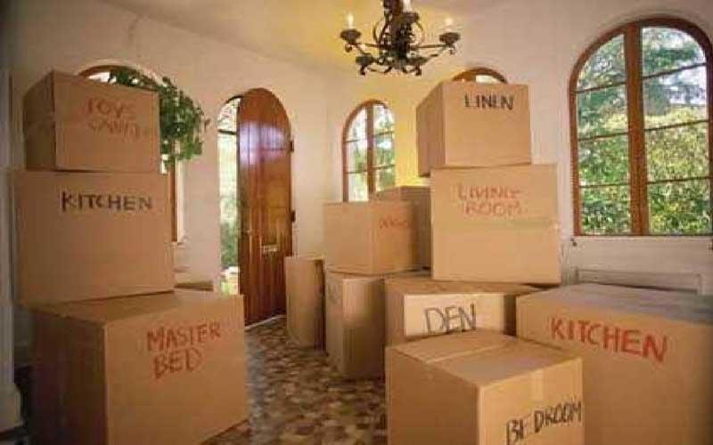 حمل اثاثیه سنگین به شهرستان