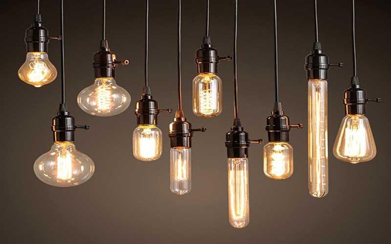 انواع لامپ در سیستم روشنایی ساختمان