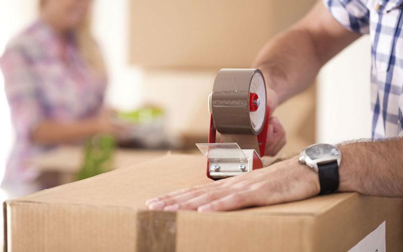 زمان بسته بندی اثاثیه منزل