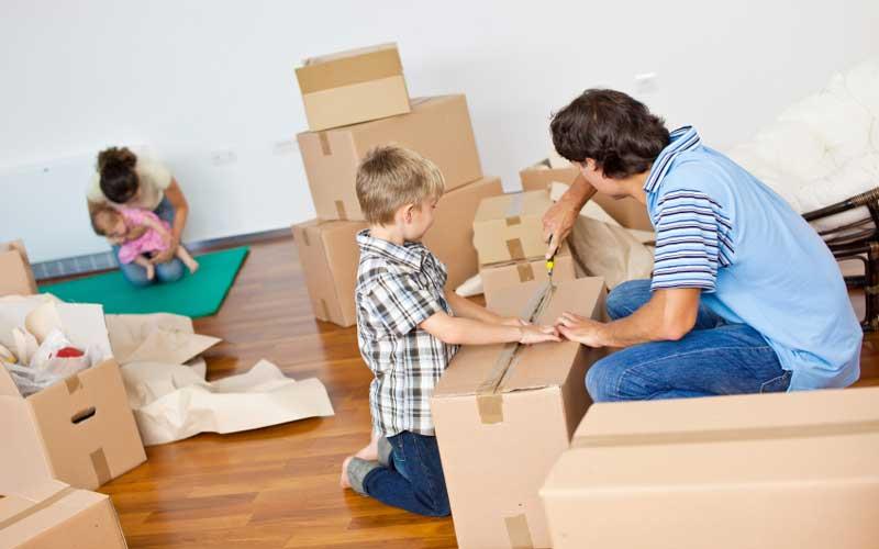 قیمت حمل اثاثیه منزل