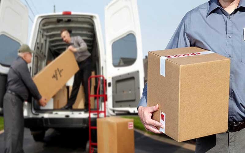 حمل اثاثیه منزل و بسته های اضافی