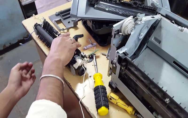 تعمیرات پرینترهای کانن هوم سرویز