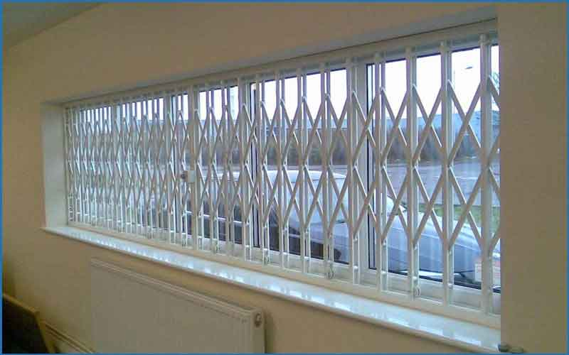 قیمت حفاظ پنجره دوجداره