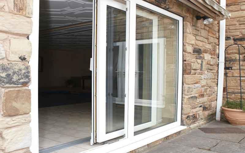 ساخت پنجره دو جداره