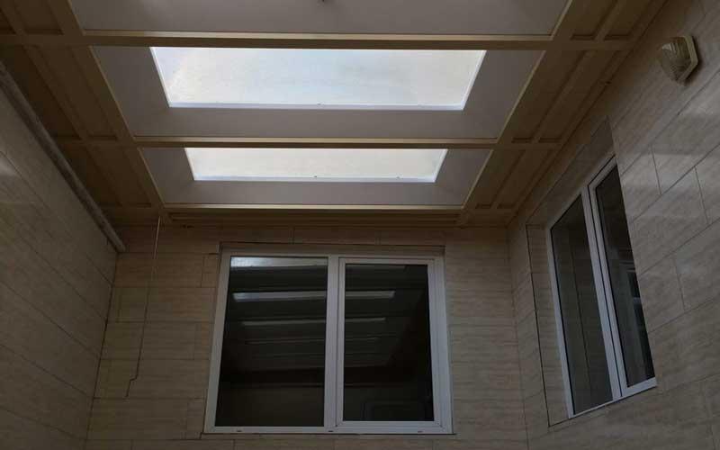 Photo of چرا پوشش سقف حیاط خلوت اهمیت زیادی دارد؟