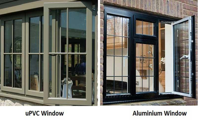 Photo of تفاوت پنجره آلومینیومی و پنجره upvc در چیست؟