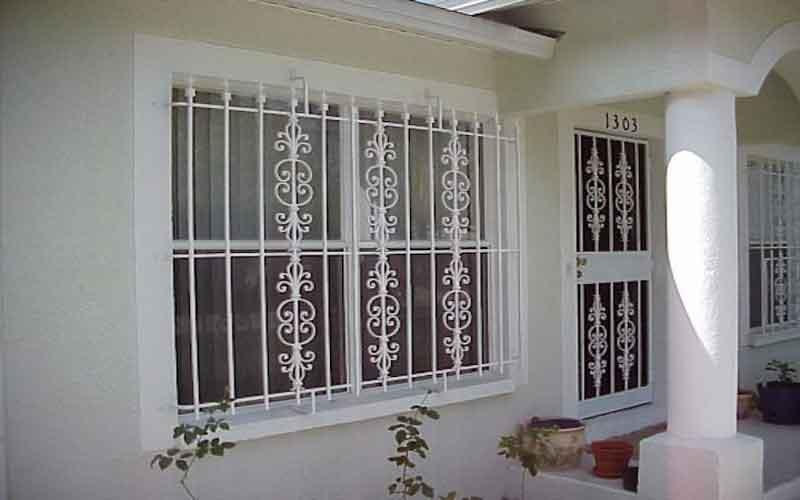 قیمت حفاظ پنجره جدید