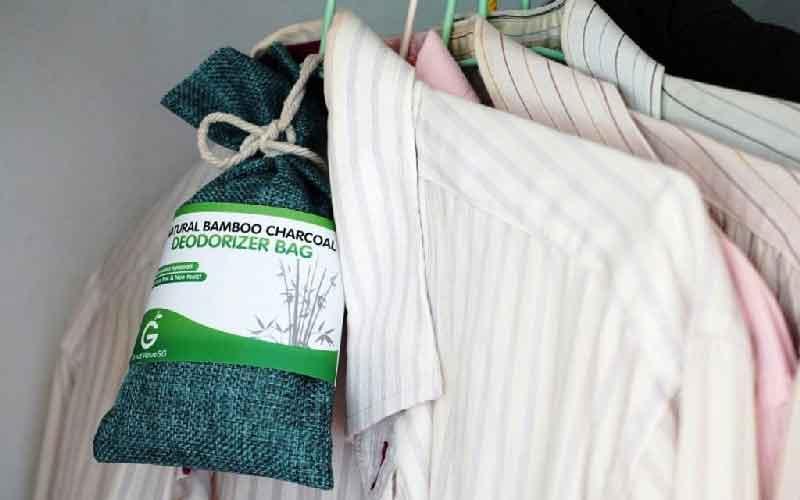 راه های رفع بوی بد از کمد لباس