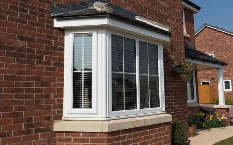 قیمت درب و پنجره upvc سفید
