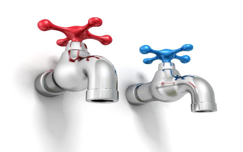 چرا لوله کشی آب سرد و گرم را باید به حرفه ای ها بسپاریم؟
