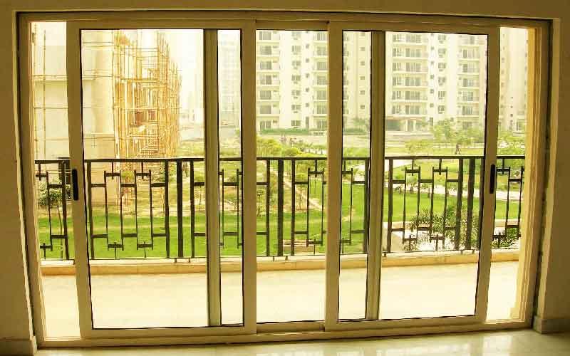 نصب پنجره دو جداره کشویی