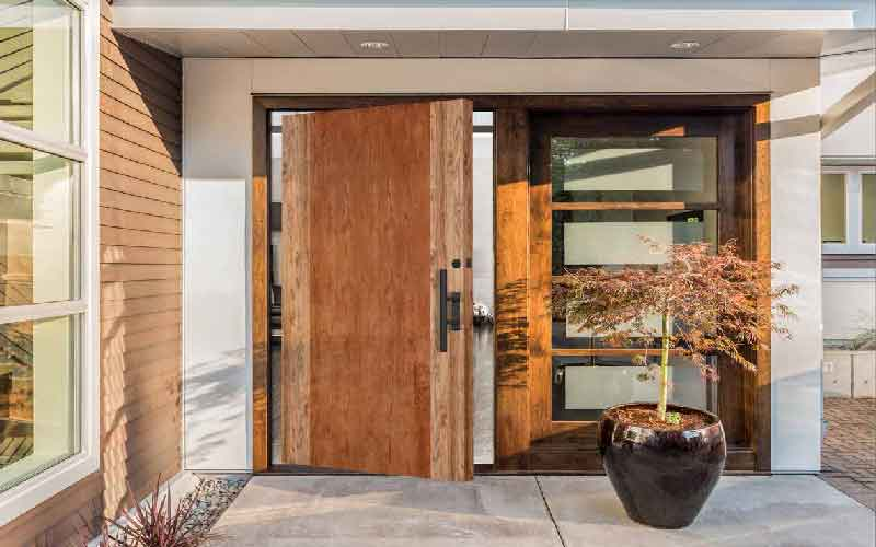 درب چوبی اتاق خواب قیمت