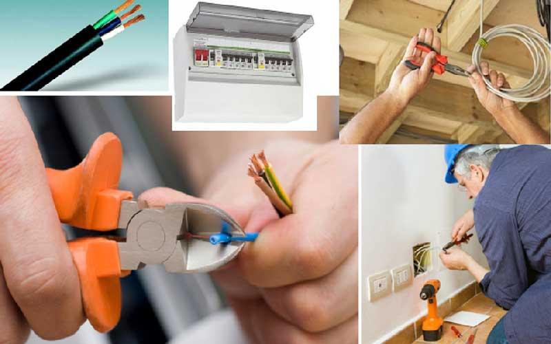 انواع لوله های مورد استفاده در لوله کشی  برق ساختمان