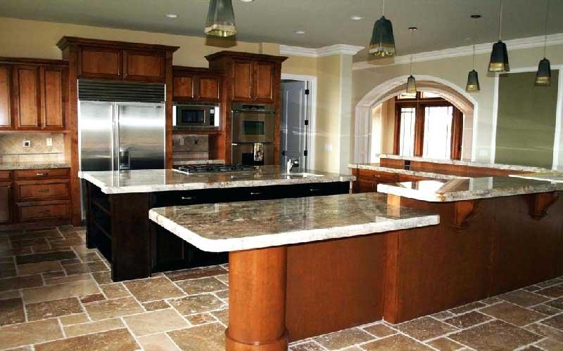 جدیدترین مدل اپن آشپزخانه