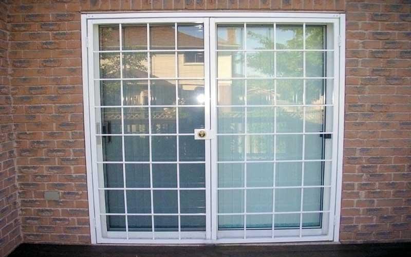 سفارش حفاظ پنجره آهنی ساده