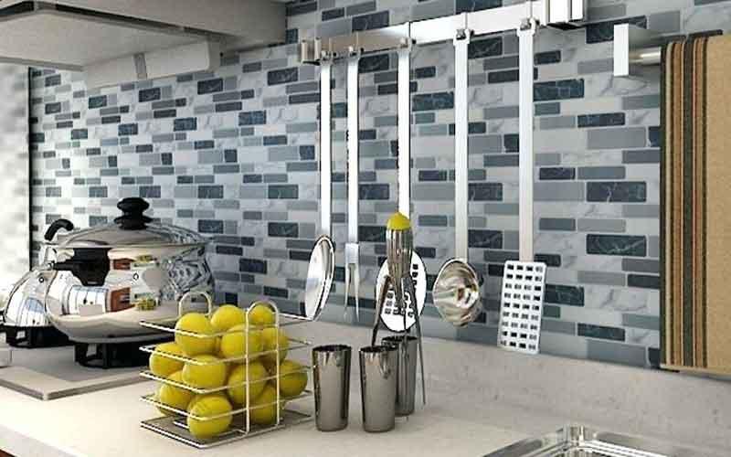 هزینه کاشی کاری آشپزخانه در تهران