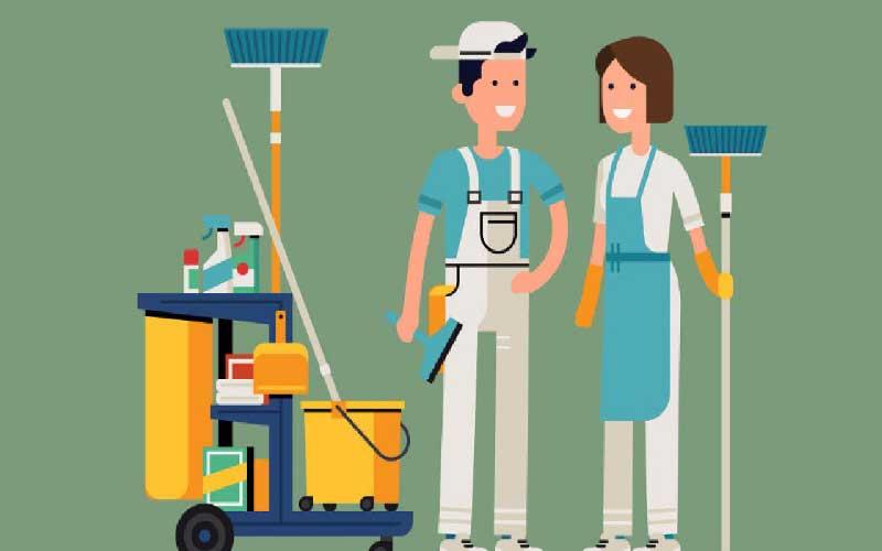 شرکت نظافتی شرق تهران
