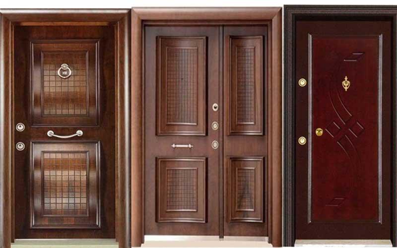 نصب درب ورودی آپارتمان