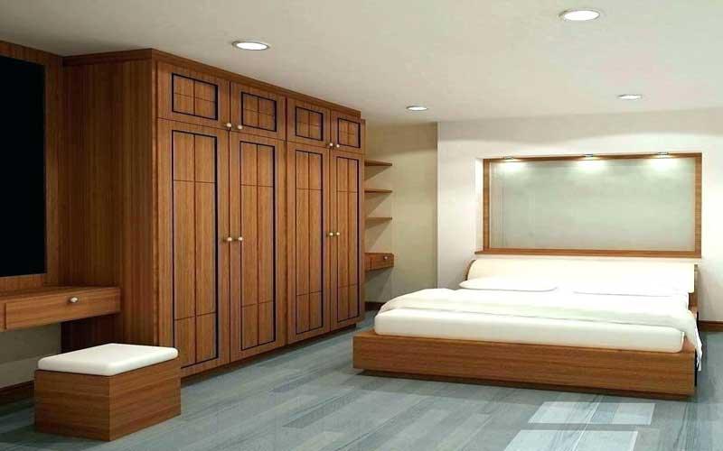 کمد دیواری اتاق خواب چه ویژگی هایی دارد؟