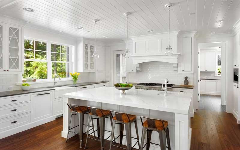 Photo of چگونه کابینت آشپزخانه سفید را تمیز نگهداریم ؟