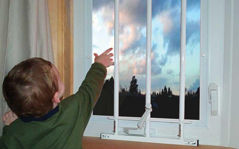 آیا امکان نصب حفاظ پنجره از داخل وجود دارد؟