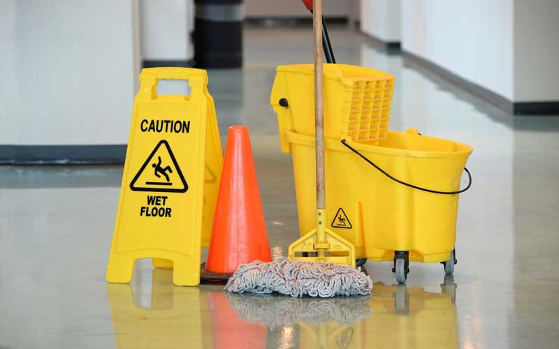 نظافت شرکت