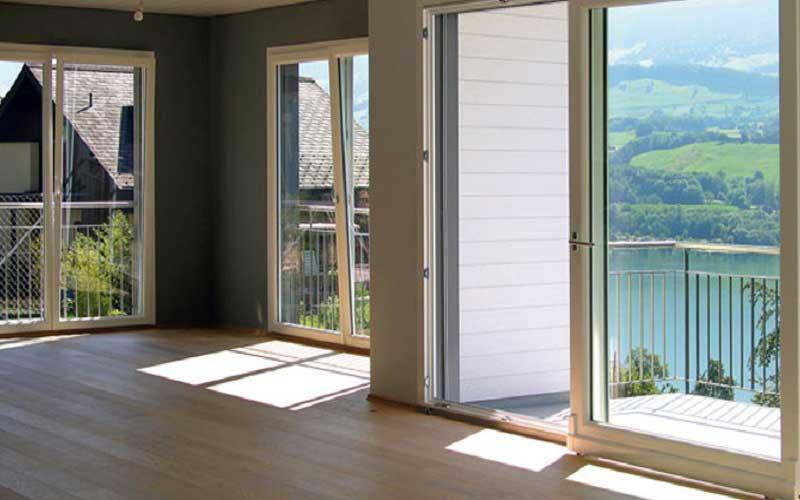 هزینه ساخت درب و پنجره upvc