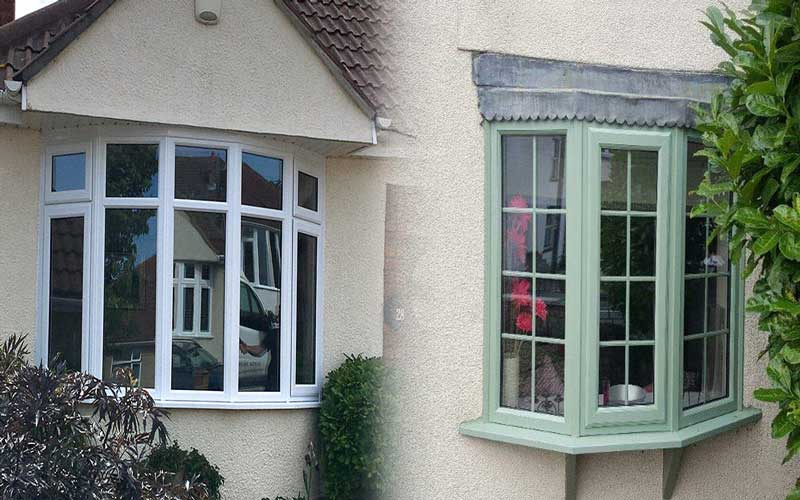 کیفیت پنجره دوجداره ویستا بست