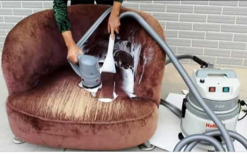 هزینه شستن مبل ها با دستگاه