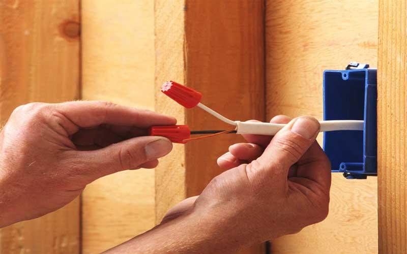 برق کشی ساختمان مسکونی فوری