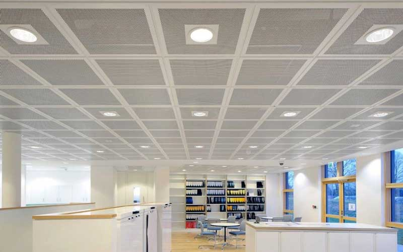 اجرای انواع سقف کاذب