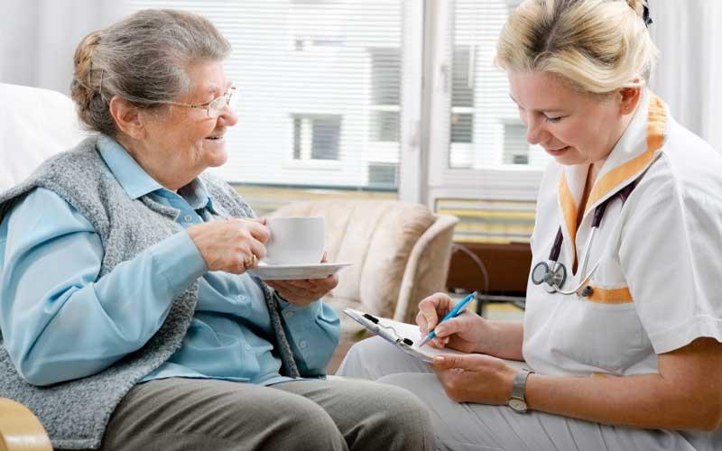 شرکت خدمات پرستاری در منزل
