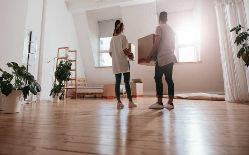 قیمت حمل اثاث منزل