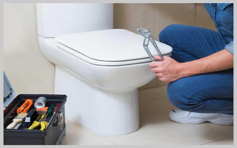 تعمیر فلاش تانک توالت فرنگی ارزان