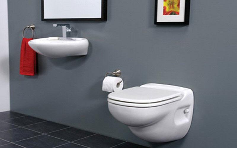 آموزش نصب توالت فرنگی دیواری
