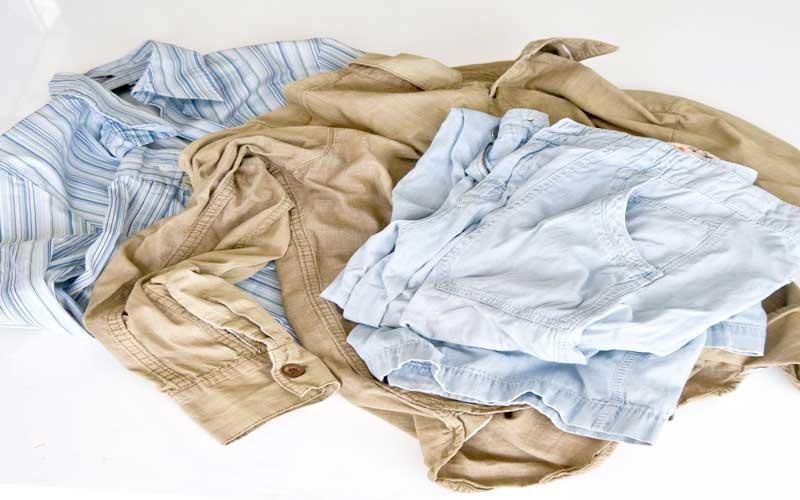 Photo of ۶ راه برای اتو کردن لباس بدون استفاده از اتو