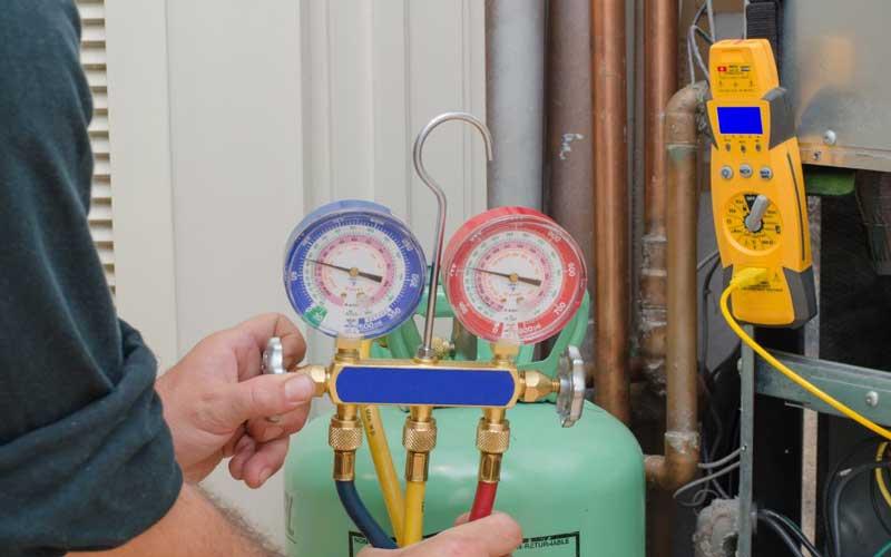 قیمت شارژ گاز کولر گازی چقدر است؟