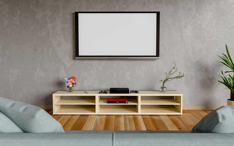 علت خاموش شدن تلویزیون
