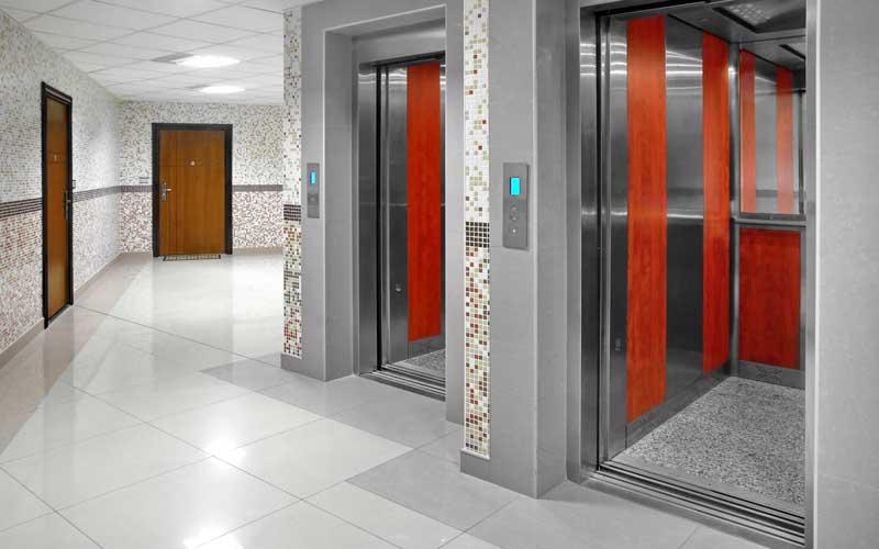 خدمات نصب آسانسور