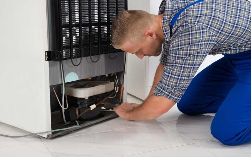 هزینه تعمیرات یخچال در منزل