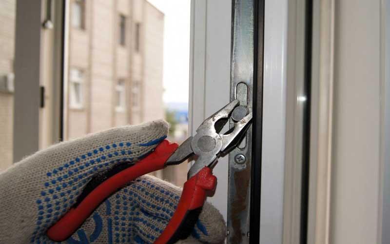 رگلاژ پنجره دو جداره ارزان