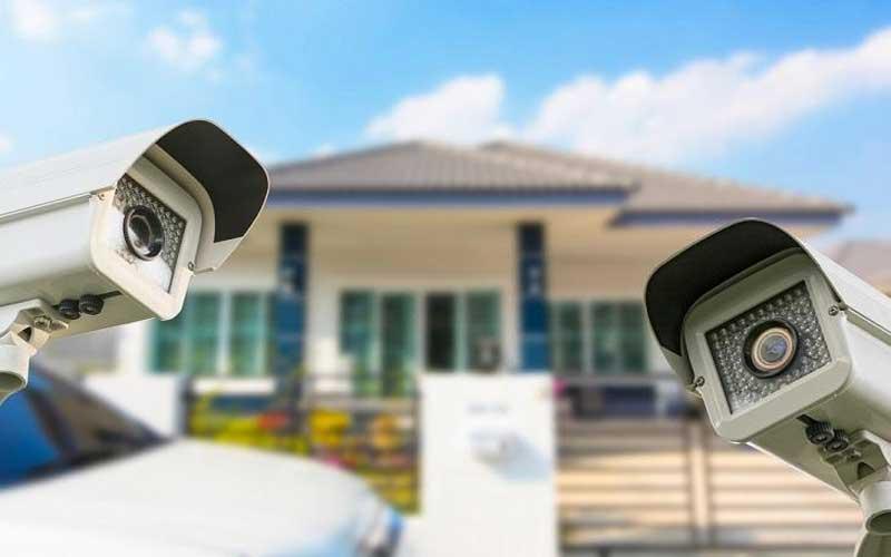 نصب دوربین مداربسته در منزل و محل کار